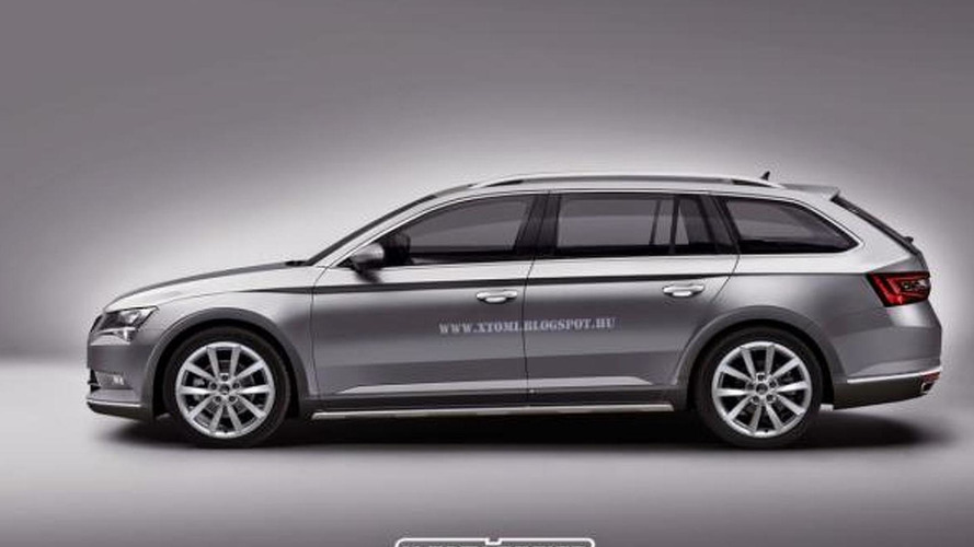 Skoda Superb Scout reportedly in the works