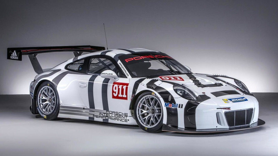 Porsche 911 GT3 R race car unveiled with 500 PS and lighter body