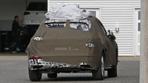 2018 Audi Q3 spy photos