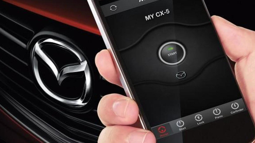 Mazda introduces 500 USD mobile app