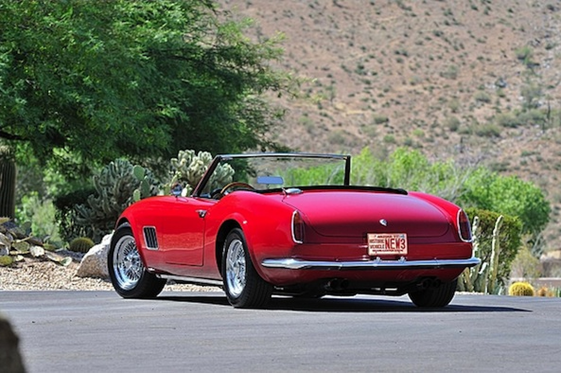 Ferris Bueller's Infamous Ferrari Headed for Auction
