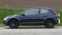 Volkswagen Polo CUV Test Mule
