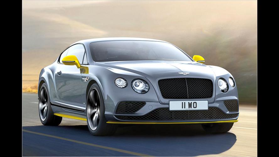 Bentley und die Kraftschraube