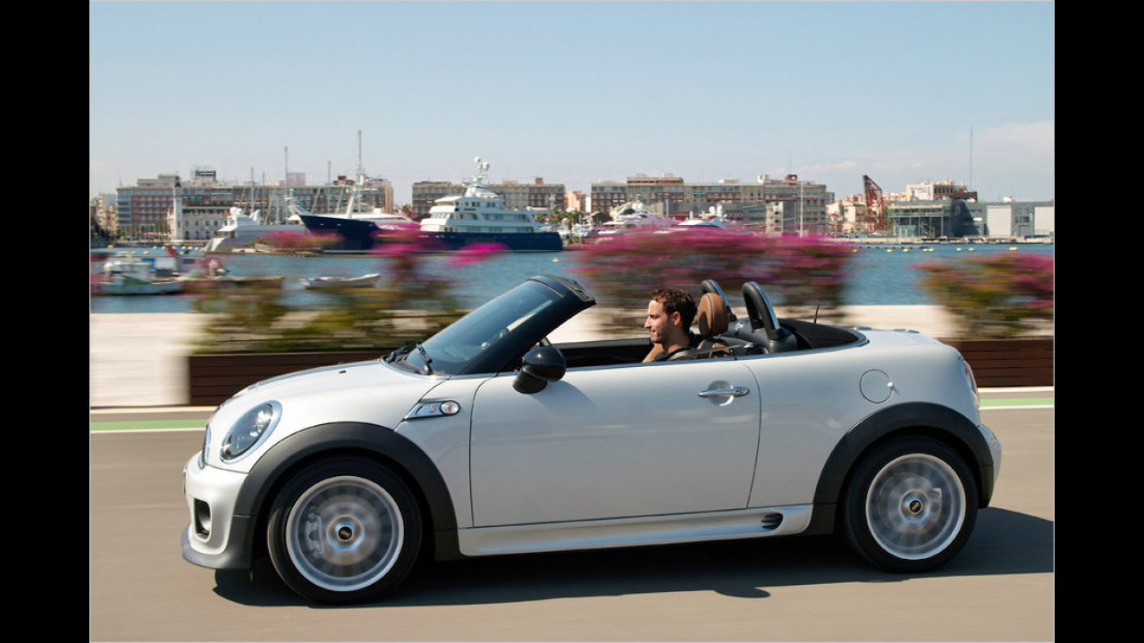 Mini Cooper SD Roadster