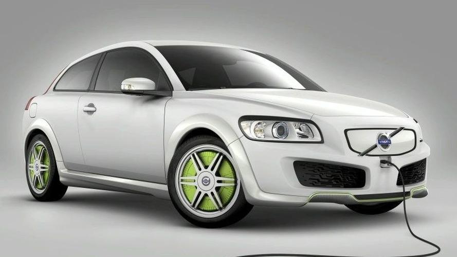 Volvo C30 ReCharge Concept at Frankfurt