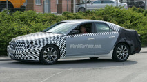 Cadillac CTS Spy Photos