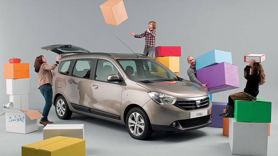 Dacia Lodgy starts at 9,900 euros in France