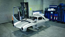 Mercedes 300 SL replica destroyed for copyright infringement