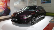 2013 Honda CR-Z live in Paris 27.09.2012