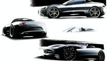 Alfa Romeo Sketches