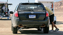 Subaru Forester Mule Spotted