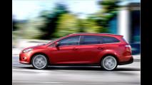 Debüt: Ford Focus Turnier