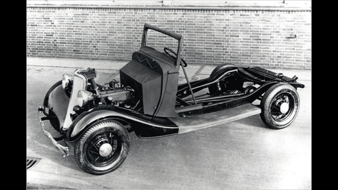 Ford Modell B
