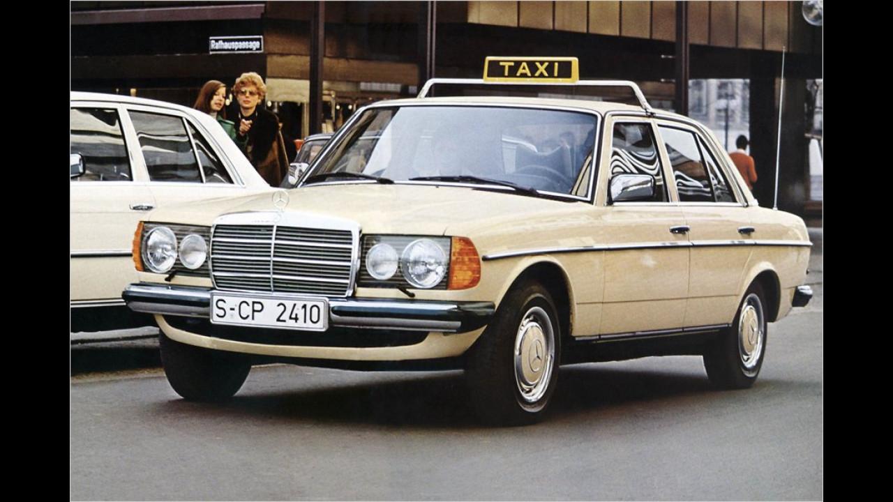 Mercedes 200 D (1977)