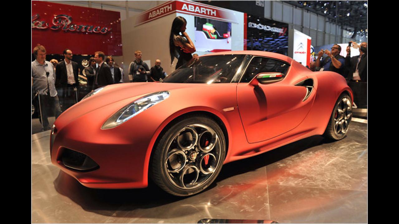 Ferrari im Kleinformat