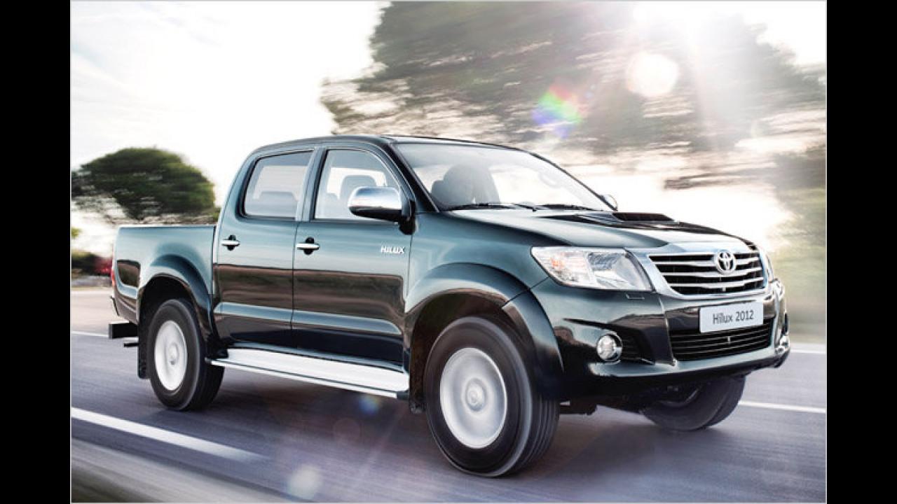 Neuer Toyota Hilux