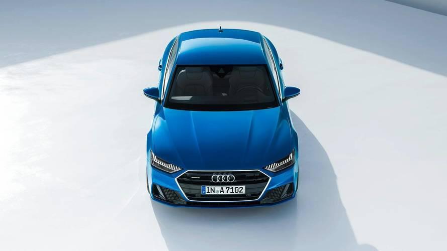 Ezentúl befér két golftáska keresztben az Audi A7 csomagterébe!