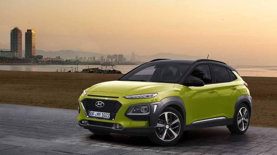 Primera prueba Hyundai KONA 2018