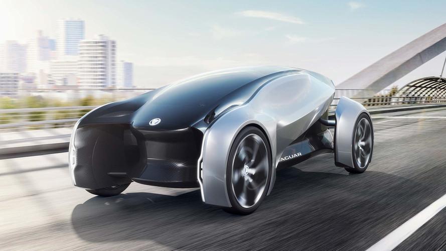 Jaguar Reveals Electric Future With E-type EV, Future-Type Autonomous Concept