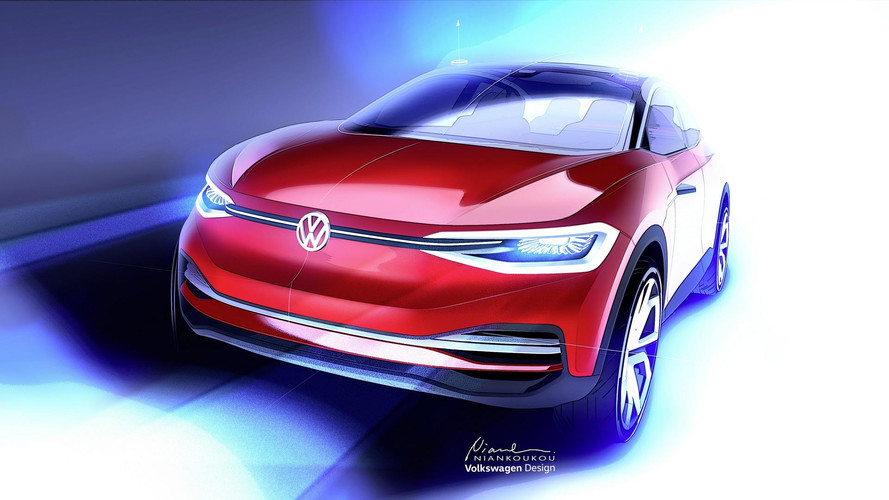 Volkswagen I.D. Crozz Concept, muy cercano al SUV de calle
