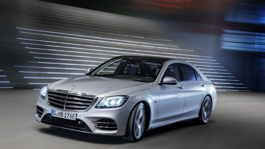 Mercedes S560e Plug-In Hybrid Sedan Arrives Mid-2019 In U.S.