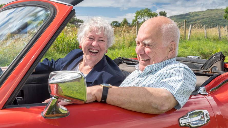 Older drivers' confidence remains intact despite driving less