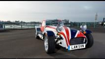 Caterham 7 Lambretta Special Edition