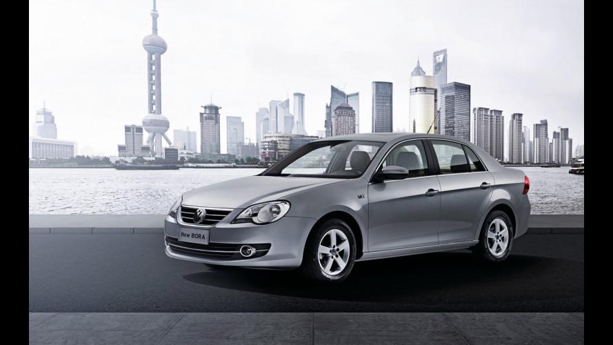 Volkswagen Bora e Lavida al Salone di Pechino
