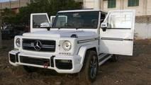 Mahindra Bolero-based Mercedes G-Class