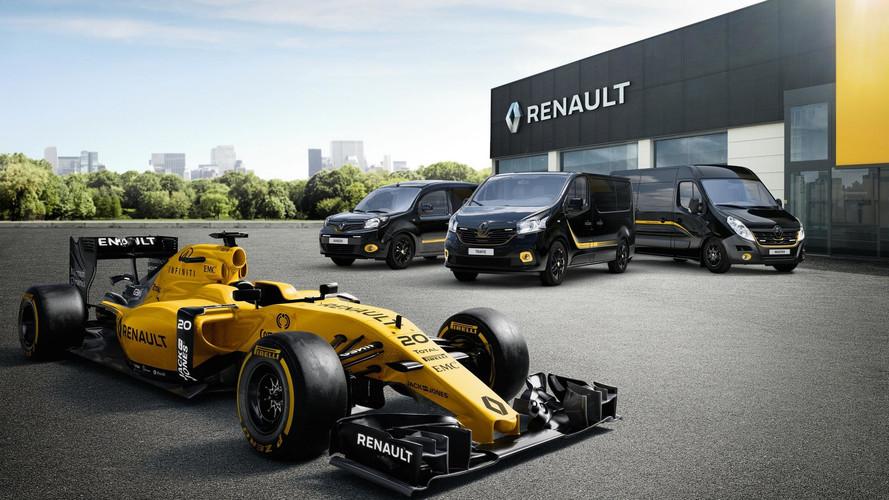 Érkeznek a Forma-1 által inspirált Renault kisteherautók