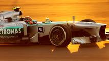 Lewis Hamilton 02.11.2013 Abu Dhabi Grand Prix