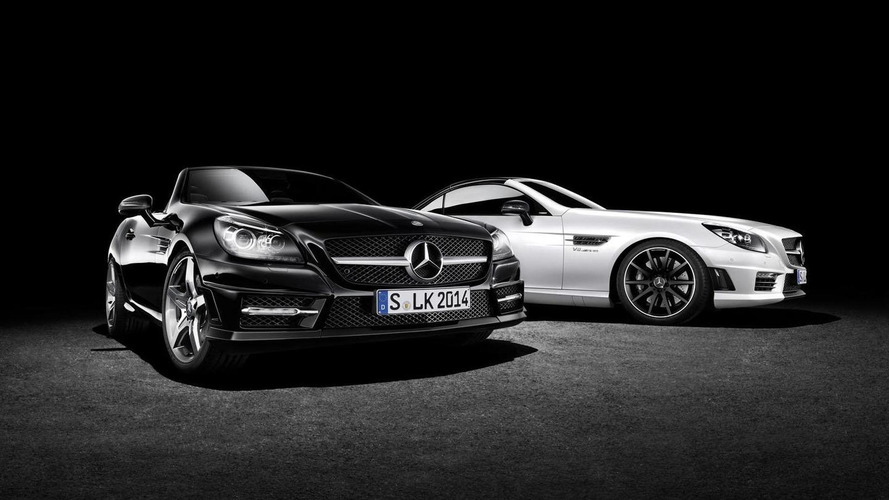 Mercedes SL 2LOOK & SLK CarbonLOOK announced in Geneva