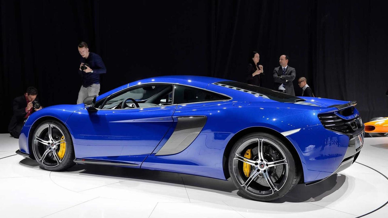 McLaren 650S Coupe world debut