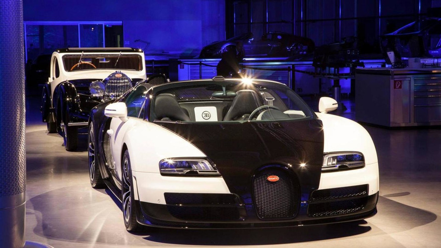 Bugatti builds a piano-inspired Grand Sport Vitesse for a Lang Lang concert