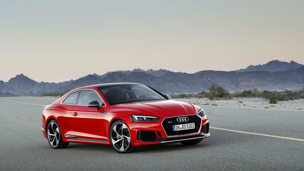 2018 Audi RS 5 Coupe First Drive