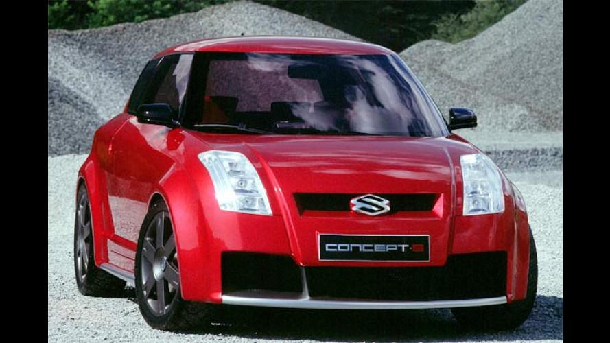 Suzuki bringt den Concept S: Kleinwagen startet in Paris