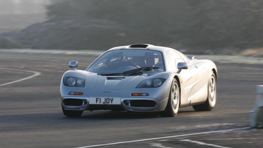 Négymilliárd forintért kelt el egy McLaren F1 a Bonhams árverésén