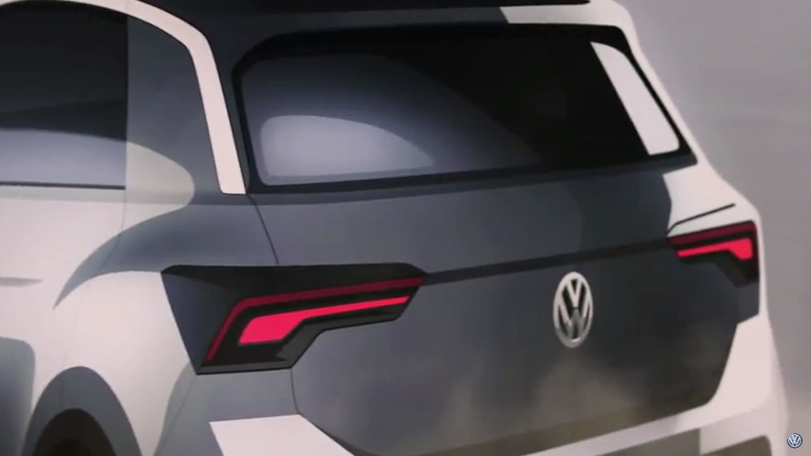 VW T-Roc Teaser Video Announces August 23 Reveal Date