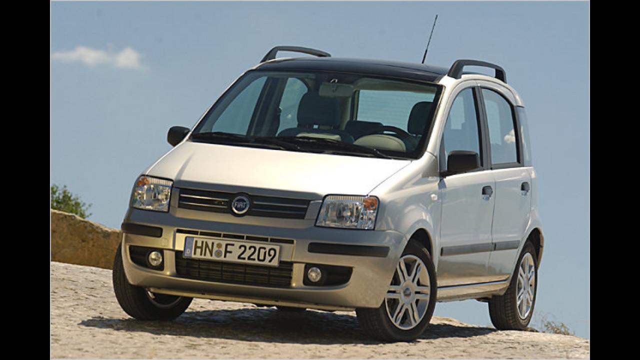 Fiat Panda 1.2 8V Dynamic Dualogic