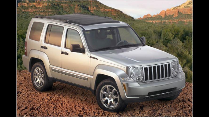 Jeep zeigt den neuen Cherokee auf der IAA