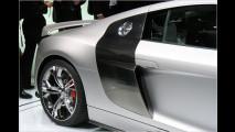 Audi R8 V12 TDI in Detroit