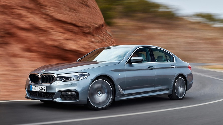 BMW Série 5 - A história contada em vídeos