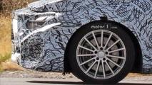 Muhtemel 2018 Mercedes-AMG A40 casus fotoğrafları