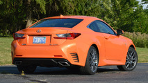 2016 Lexus RC 200t: Review