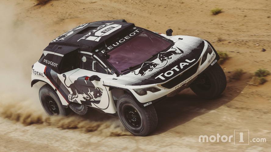 Le nouveau Peugeot 3008 DKR prêt pour son baptême du feu au Maroc