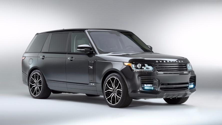 Overfinch'ten servet değerinde Range Rover özel versiyonları