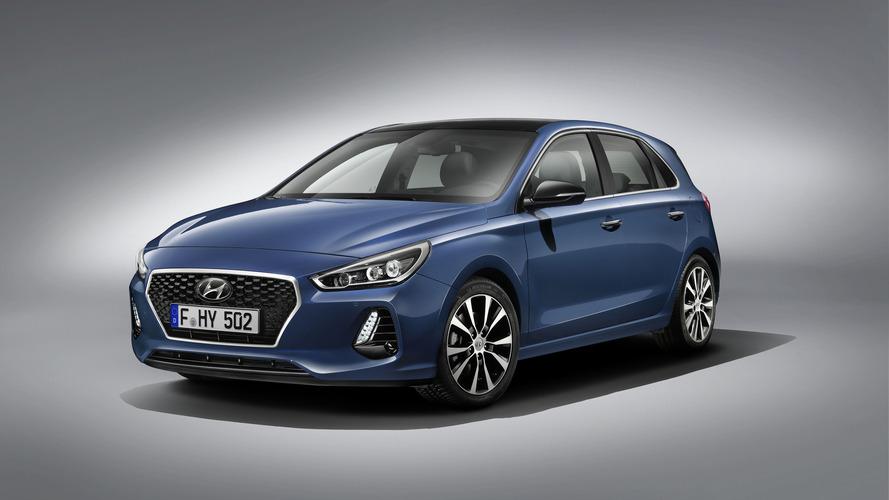 Hyundai i30 - Toute une famille en préparation