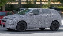 2018 Peugeot 2008 spy photo