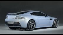 Aston Martin Vantage RS com motor V12 de 600 CV!!