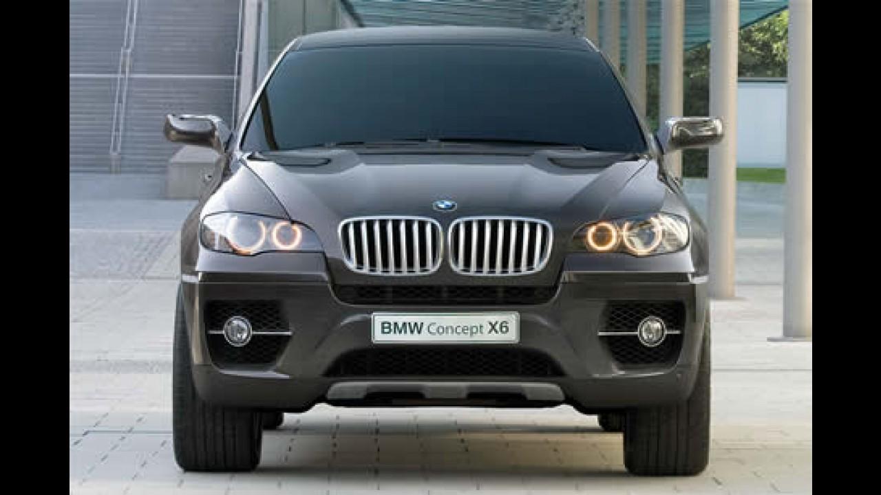 Salão de Frankfurt 2007 - BMW Concept X6